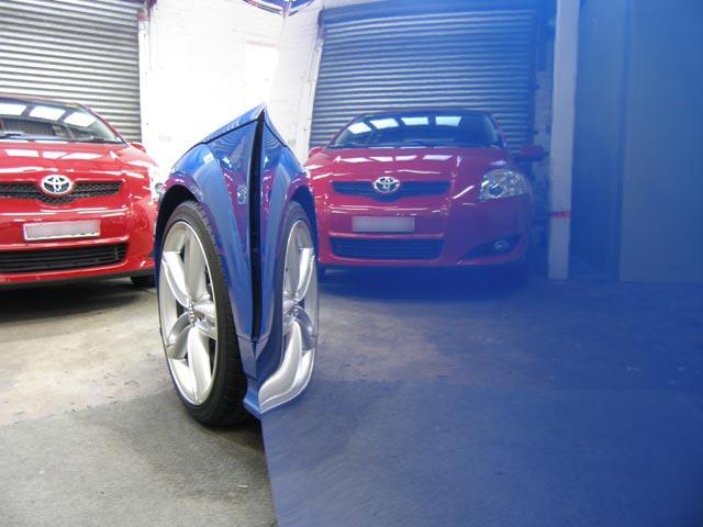 Automotive Paint Protection