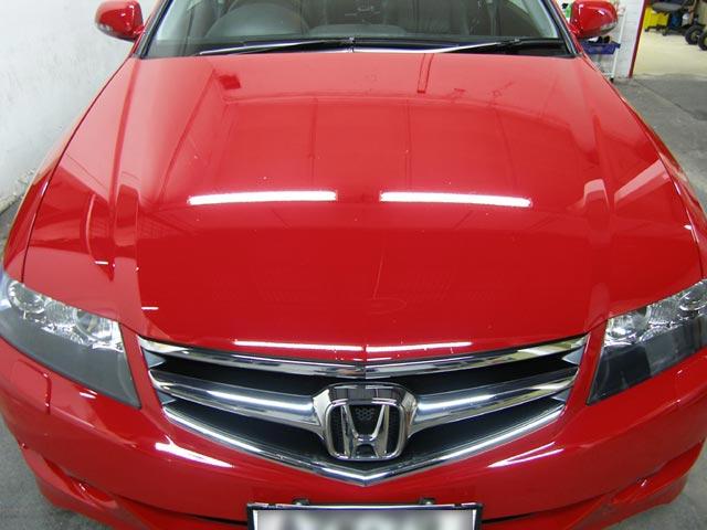 Car polish service