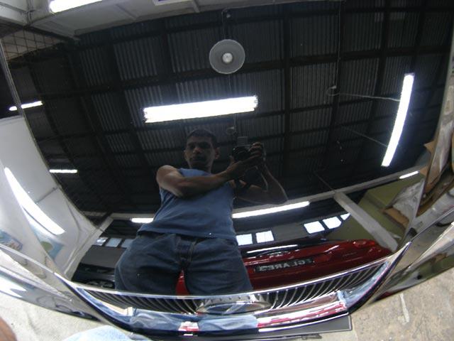 Sydney Car Polishing Service